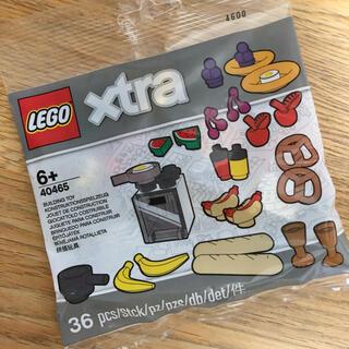 レゴ(Lego)のレゴ エキストラ 食べもの 40465(その他)