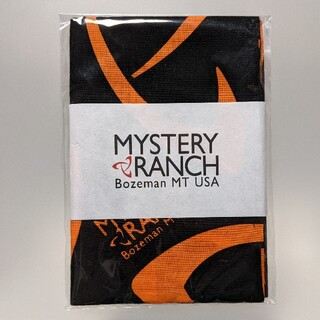 ミステリーランチ(MYSTERY RANCH)の【非売品】MYSTERY RANCH (ミステリーランチ) 手ぬぐい(その他)