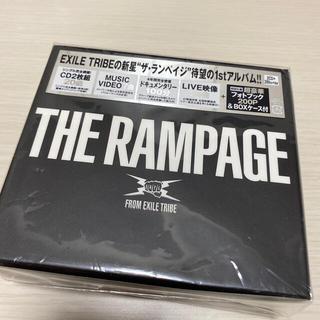 ザランページ(THE RAMPAGE)のTHE RAMPAGE(Blu-ray Disc2枚付)(ポップス/ロック(邦楽))