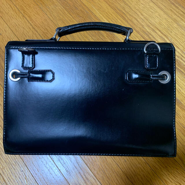 Jean-Paul GAULTIER(ジャンポールゴルチエ)の【poor様専用】JEAN PAUL GAULTIER 有刺鉄線 2wayバッグ レディースのバッグ(ショルダーバッグ)の商品写真