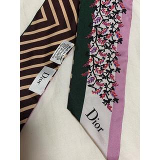 Dior - Dior ミッツァ スカーフ