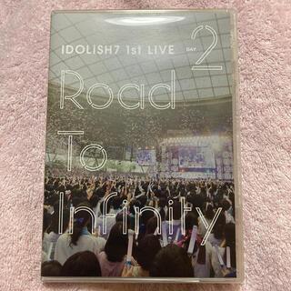 バンダイナムコエンターテインメント(BANDAI NAMCO Entertainment)のアイドリッシュセブン 1st LIVE「Road To Infinity」DVD(アニメ)