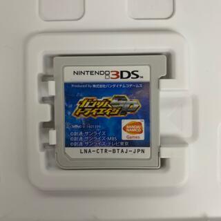 バンダイ(BANDAI)のガンダムトライエイジSP 3DS(携帯用ゲームソフト)