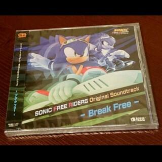 セガ(SEGA)のXBOX360 ソニック フリーライダーズ オリジナル サウンドトラック CD(ゲーム音楽)