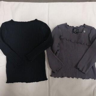 petit main - 長袖ロンTシャツ 80cm プティマイン ブランシェス