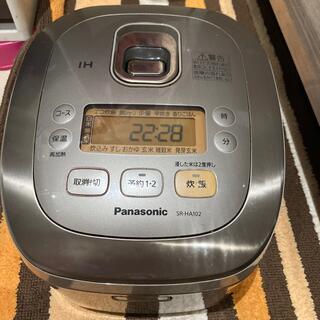 Panasonic - Panasonic 炊飯器 5.5合炊き