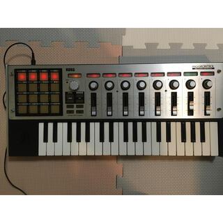 コルグ(KORG)のKORG MC-1 microKONTROL コルグ MIDIキーボード(MIDIコントローラー)