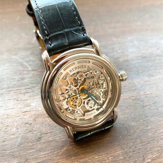 エルメス(Hermes)の【エルメス】セザム ユニセックス 腕時計(腕時計(アナログ))