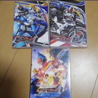 バンダイ(BANDAI)の仮面ライダー フォーゼ DVD 3個セット(特撮)