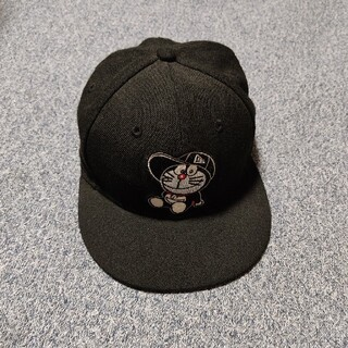 ニューエラー(NEW ERA)のNEWERA ニューエラ ドラえもん キャップ キッズサイズ 52cm(帽子)