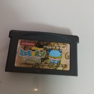 コナミ(KONAMI)のボーイ アドバンス ミルモでポン(携帯用ゲームソフト)