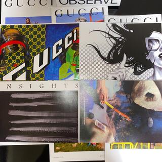 グッチ(Gucci)の横尾忠則×GUCCI  大友昇平×GUCCI Tokion ポスター(印刷物)