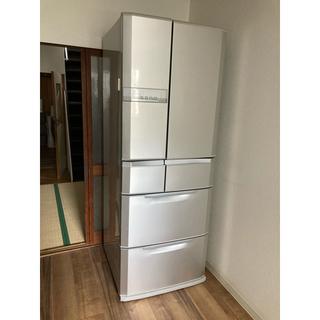 ミツビシ(三菱)の【冷蔵庫】三菱(ecoモニター)(冷蔵庫)