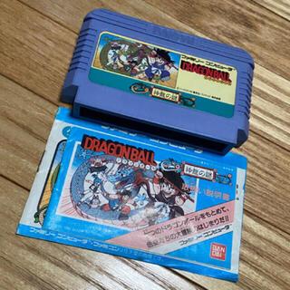 ドラゴンボール(ドラゴンボール)のファミコンソフト ドラゴンボール 神龍の謎(家庭用ゲームソフト)