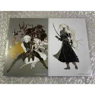新品未使用 天野喜孝 天野展 会場限定 ポストカード セフィロス クラウド(印刷物)