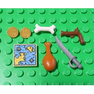 レゴ(Lego)の【新品】LEGO 海賊パイレーツ《A》 レゴ ミニフィグアイテム(その他)