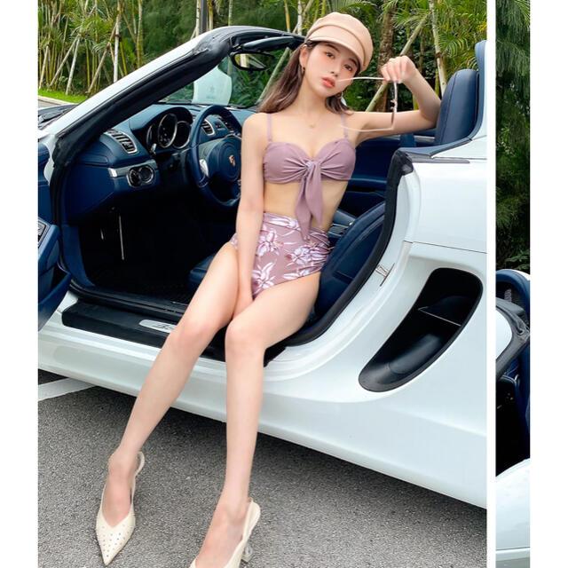 Darich Callie nude pink bikiniの通販 by K ラクマ