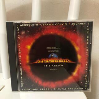 「アルマゲドン」オリジナル・サウンドトラック CD(映画音楽)