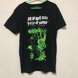ワンオクロック(ONE OK ROCK)のONE OK ROCK ワンオク グッズ Tシャツ オンラインライブ(ミュージシャン)