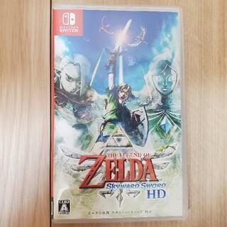 ニンテンドースイッチ(Nintendo Switch)の【特典付き】ゼルダの伝説 スカイウォードソード HD Switch用ソフト(家庭用ゲームソフト)