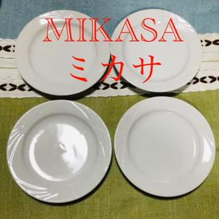 MIKASA - MIKASA ミカサ コンチネンタル コレクション ホライズン パン皿 4枚