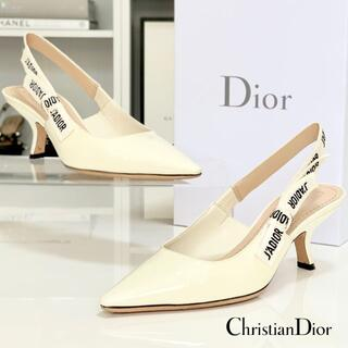 クリスチャンディオール(Christian Dior)の2912 クリスチャンディオール ジャディオール jadior パンプス(ハイヒール/パンプス)
