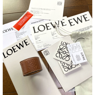 ロエベ(LOEWE)の本日15時までに入金の方、即日発送可能です♡スラップブレスレットスモール♡(ブレスレット/バングル)