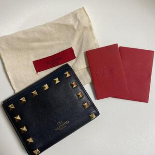 ヴァレンティノ(VALENTINO)の美品 ヴァレンティノ 財布 半額以下で(財布)