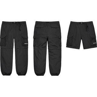 シュプリーム(Supreme)の新品 Supreme Mesh Pocket Belted Cargo pant(ワークパンツ/カーゴパンツ)