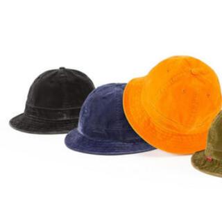 Supreme - Supreme Washed Velvet Bell Hat ベルハット