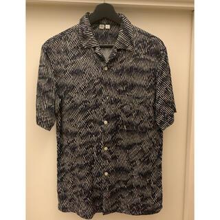 ルメール(LEMAIRE)のUNIQLO U コラボ オープンカラーシャツ(シャツ)