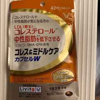 大正製薬 - コレス&ミドルケア タブレット(粒)