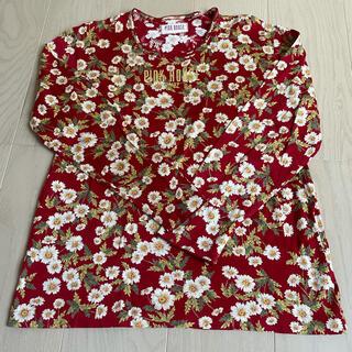 ピンクハウス(PINK HOUSE)の☆ピンクハウス ひな菊長袖Tシャツ(Tシャツ(長袖/七分))