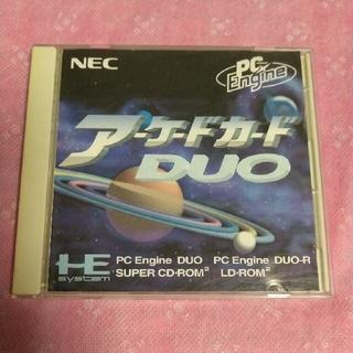 NEC - PCエンジン アーケードカードDUO