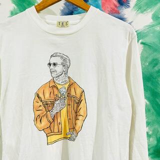 ロンハーマン(Ron Herman)のTES エンドレスサマーMALIBUプリントロンT S(Tシャツ/カットソー(七分/長袖))