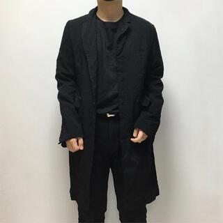 ブラックコムデギャルソン(BLACK COMME des GARCONS)のコムデギャルソン テーラードジャケット  デザインカットソー  コート メンズ(テーラードジャケット)