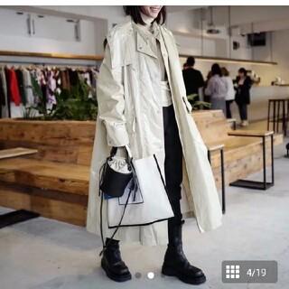 ドゥロワー(Drawer)のayako bag     Pottery Bag/Black(ショルダーバッグ)