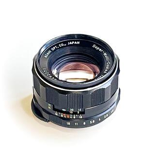 PENTAX - PENTAX 55mm F1.8 M42 スーパーマルチコート