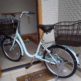 ブリヂストン(BRIDGESTONE)のBRIDGESTONE  アルミーユ 自転車(自転車本体)