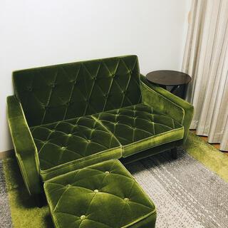 カリモク家具 - カリモク60ロビーチェアーセット
