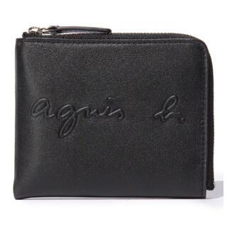 アニエスベー(agnes b.)の新品未使用 agnes b. コインケース/札入れ 黒(財布)