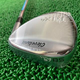 クリーブランドゴルフ(Cleveland Golf)のクリーブランド  RTX4 ウェッジ 58° フルバウンス 新品未使用品(クラブ)
