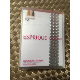 ESPRIQUE - 【新品】エスプリーク プレシャス  シンフォニックフィット アイズ
