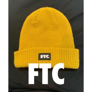FTC - FTC ニット帽 ビニー ビニーキャップ マスタード キャメル