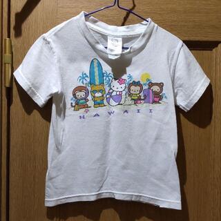 ハローキティ(ハローキティ)のハローキティのTシャツ サイズ100~110 [109](Tシャツ/カットソー)