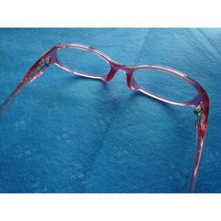 エレコム(ELECOM)の中古 極美品ブルーライトカットメガネ・クリアレンズ OG-ABLC06L(その他)