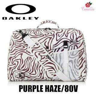 オークリー(Oakley)の新品 OAKLEY オークリー スカル ボストンバッグ PU/HA(バッグ)