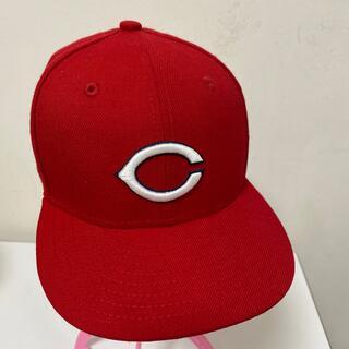 ニューエラー(NEW ERA)のニューエラ キャップ カープ 子供 スナップバック(帽子)