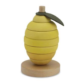 コドモビームス(こども ビームス)の Konges Sloejd コンゲススロイド レモン 木製玩具 (知育玩具)