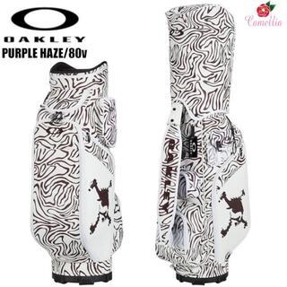 オークリー(Oakley)の新品 オークリー スカル ゴルフ バッグ キャディバッグ 9.5型 PU/HA(バッグ)